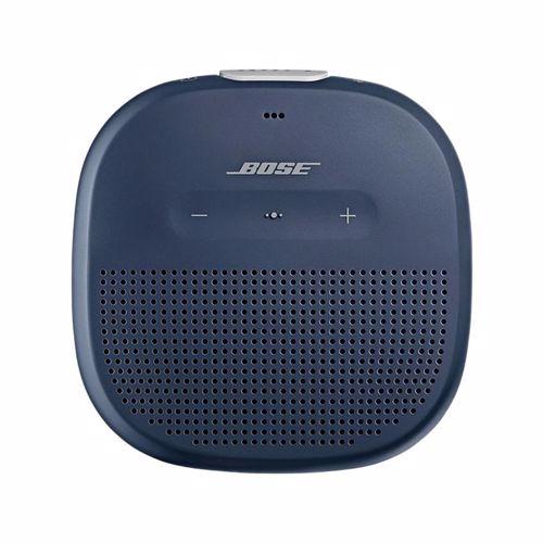 Foto van Bose draagbare speaker SoundLink Micro (Blauw)