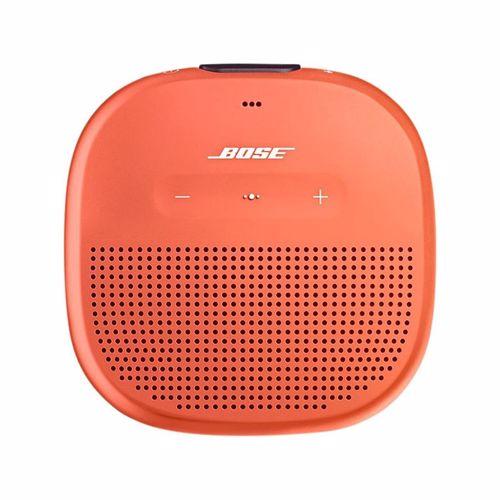 Foto van Bose draagbare speaker SoundLink Micro (Oranje)