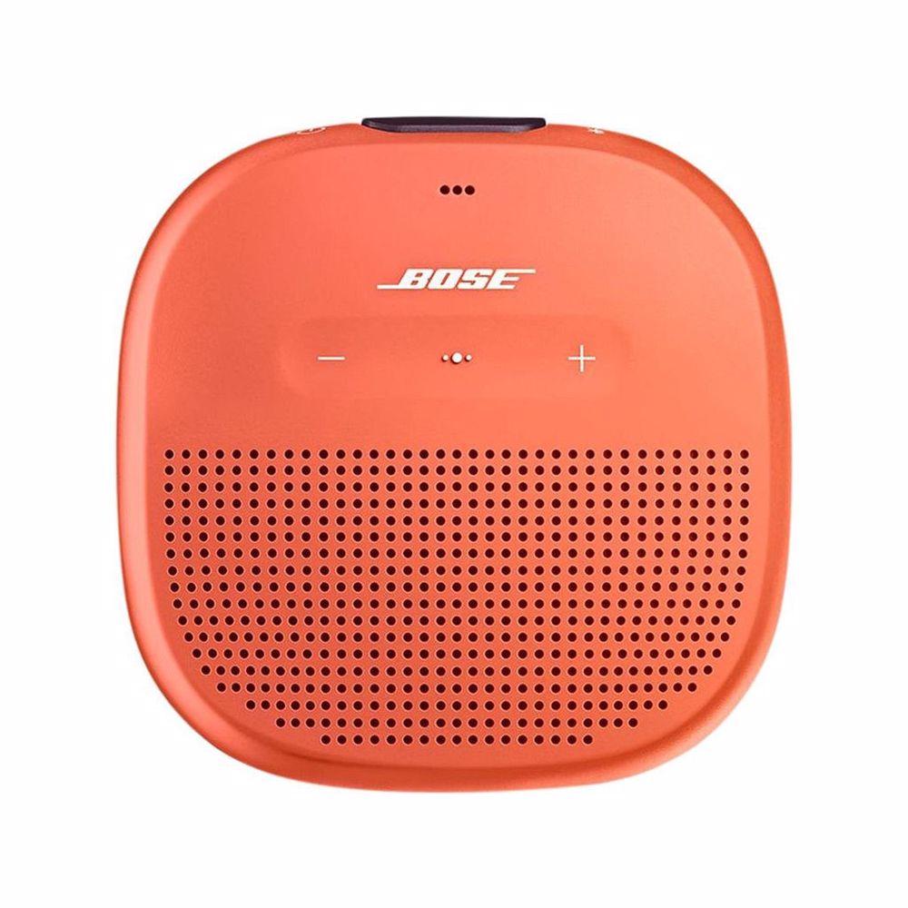 Bose draagbare speaker SoundLink Micro (Oranje)