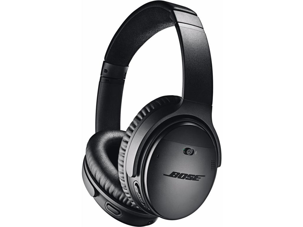 Bose draadloze hoofdtelefoon QuietComfort 35 II zwart