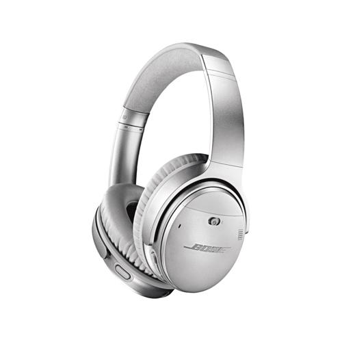 Bose draadloze hoofdtelefoon QuietComfort 35 II (zilver)