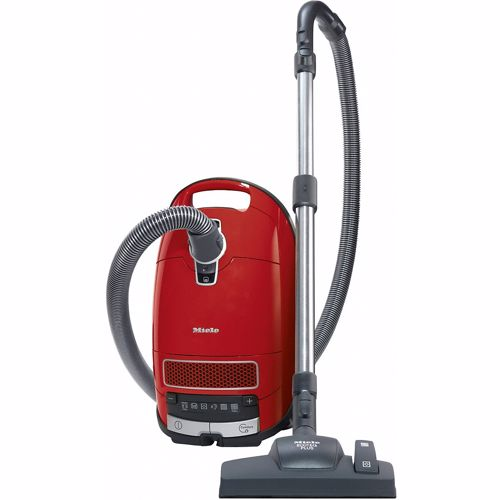 Miele stofzuiger Complete C3 Excellence EcoLine (Rood)