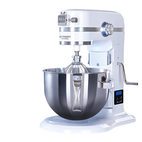AEG keukenmachine KM6100 Wit
