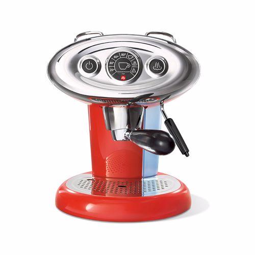 illy espressomachine X7.1 Rood