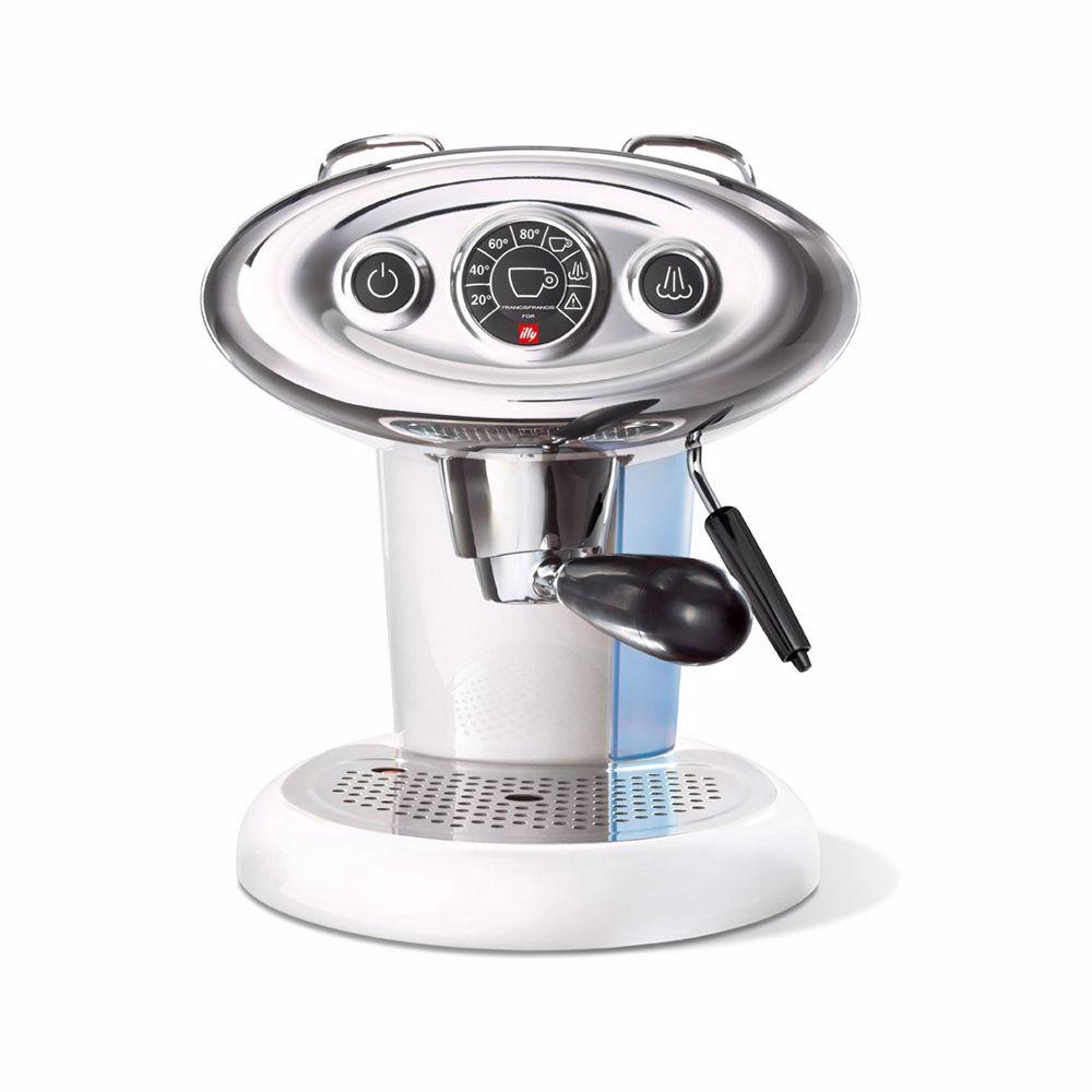 illy espressomachine X7.1 (Wit)