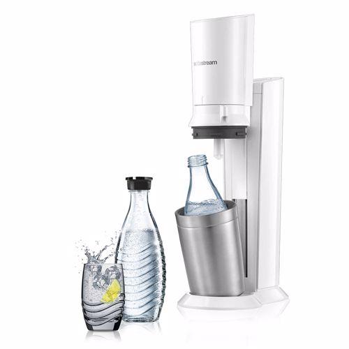SodaStream soda maker 2 karaffen Crystal Wit