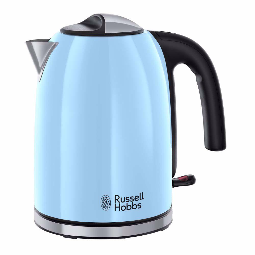 Russel Hobbs waterkoker Colours Plus 20417-70 (Blauw)
