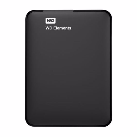 "Western Digital 2,5"" ext.HDD ELEMENTS 2.5 2TB"
