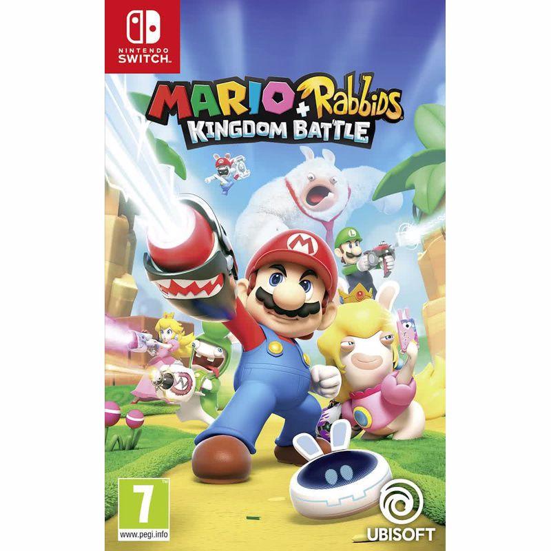 Nintendo Mario + Rabbids Kingdom Battle Switch