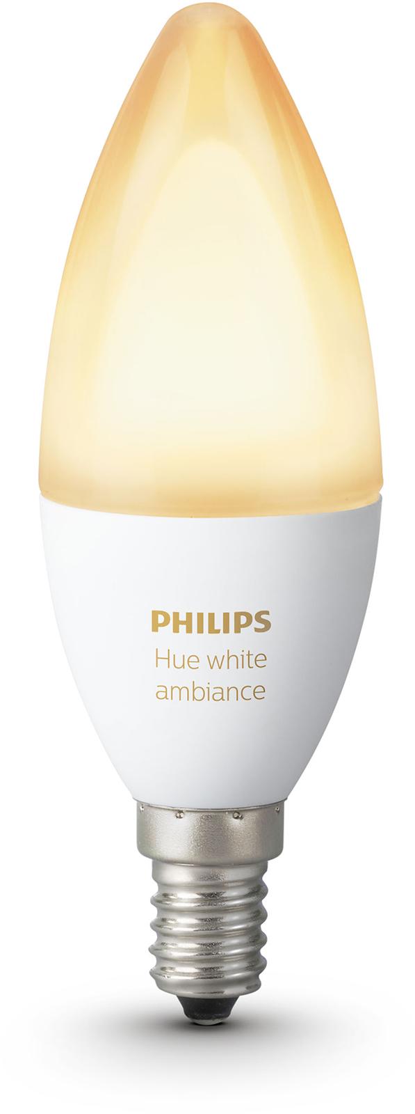 Philips Hue sfeerverlichting White Ambiance E14