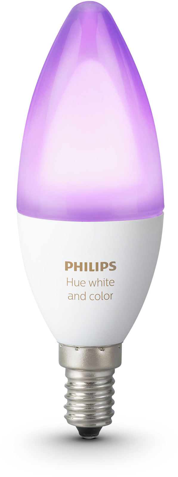 Philips Hue sfeerverlichting White Color Ambiance E14