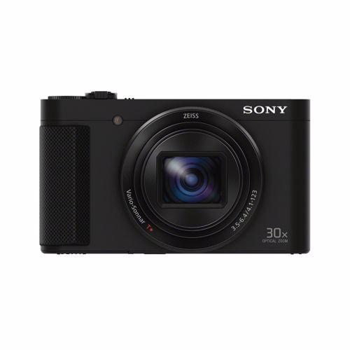 Sony compact camera DSC HX90V incl. tas 8GB SD kaart