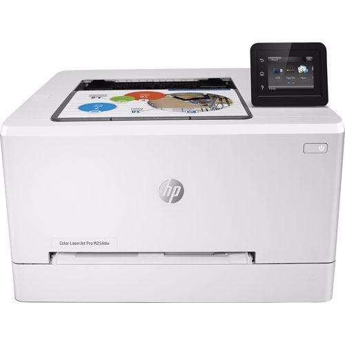 HP printer COLOR LASERJET PRO M254DW PRINTER