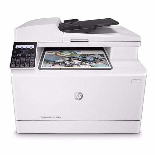 HP printer COLOR LASERJET PRO M181FW MFP