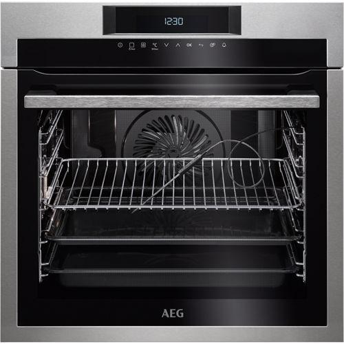 AEG SenseCook Pyroluxe oven inbouw BPE742220M