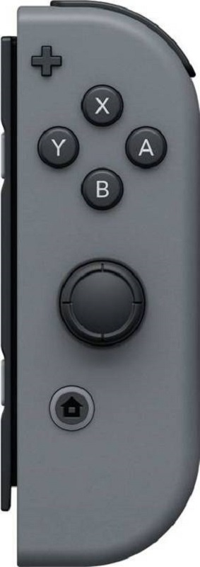 Nintendo Switch controller Joy Con Rechts grijs