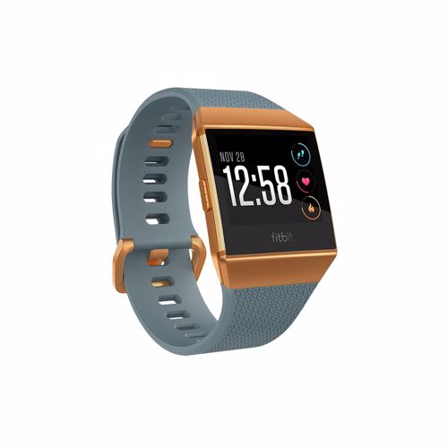 Fitbit smartwatch Ionic (Slate Blue / Burnt Orange)