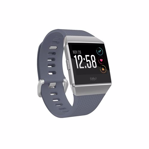 Fitbit smartwatch Ionic (Blue Gray / Silver Gray)