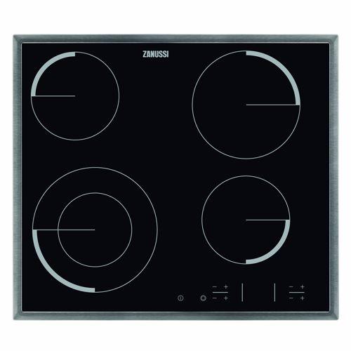 Zanussi keramische kookplaat inbouw ZEV6341XBA