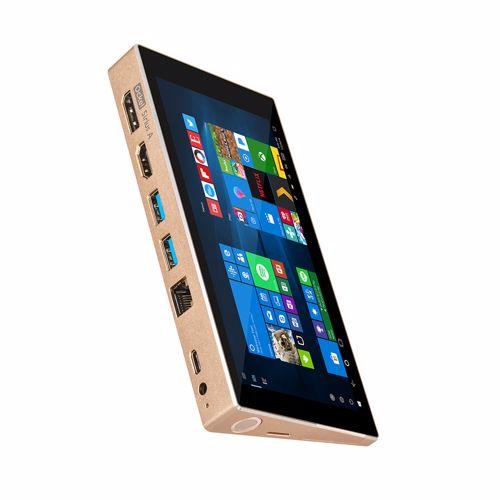 Ockel Sirius A mobiele PC 4 GB (Venus Gold)