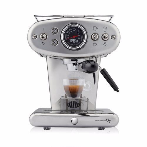 illy espressomachine X1 Anniversary Espresso & Coffee (Inox)