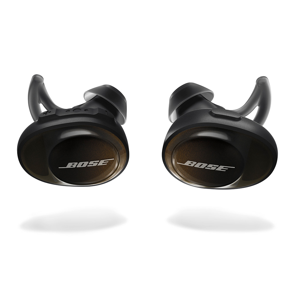 Bose draadloze hoofdtelefoon SoundSport Free Zwart