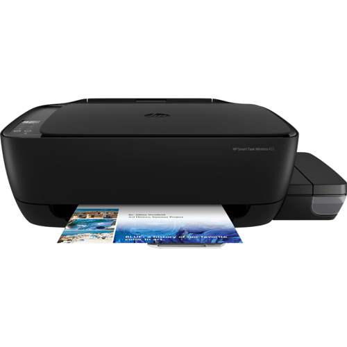 HP all-in-one printer Smart Tank 455