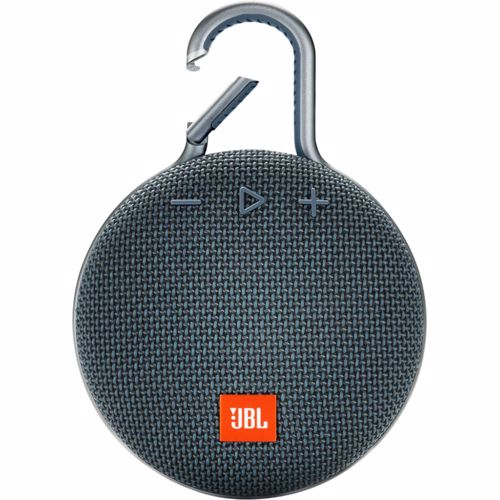 Foto van JBL portable speaker Clip 3 (Blauw)