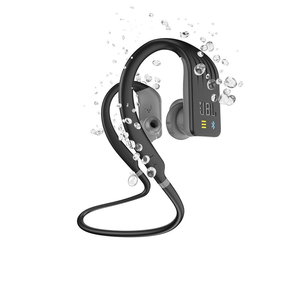 JBL in ear hoofdtelefoon Endurance DIVE Zwart