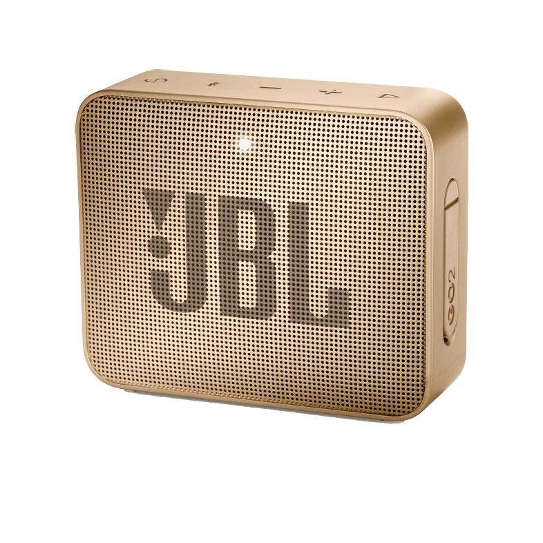 JBL portable speaker GO2 (Champagne)