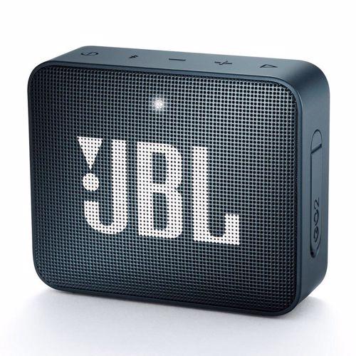 JBL portable speaker GO2 (Donkerblauw)