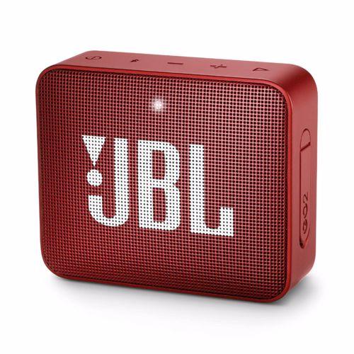 JBL portable speaker GO 2 (Rood)