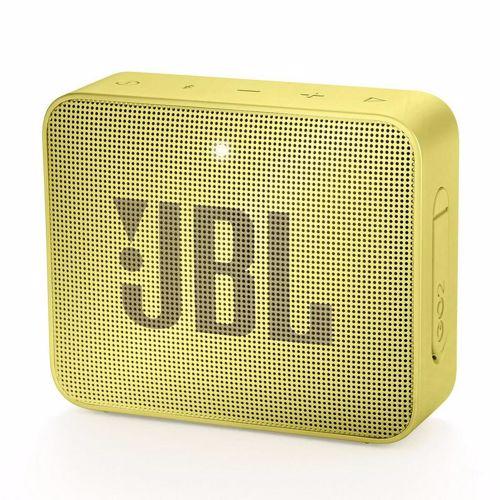 JBL portable speaker GO2 (Geel)