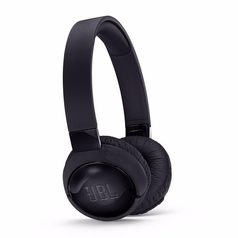 JBL draadloze hoofdtelefoon Tune 600BTNC (Zwart)