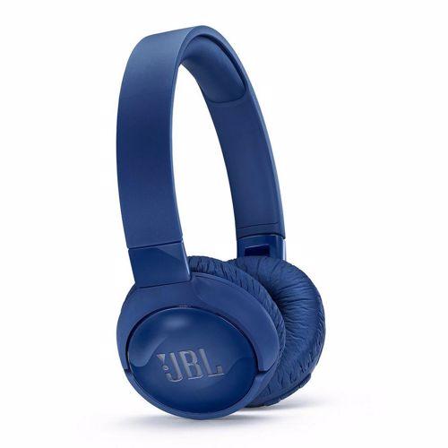 Foto van JBL draadloze hoofdtelefoon Tune 600BTNC (Blauw)