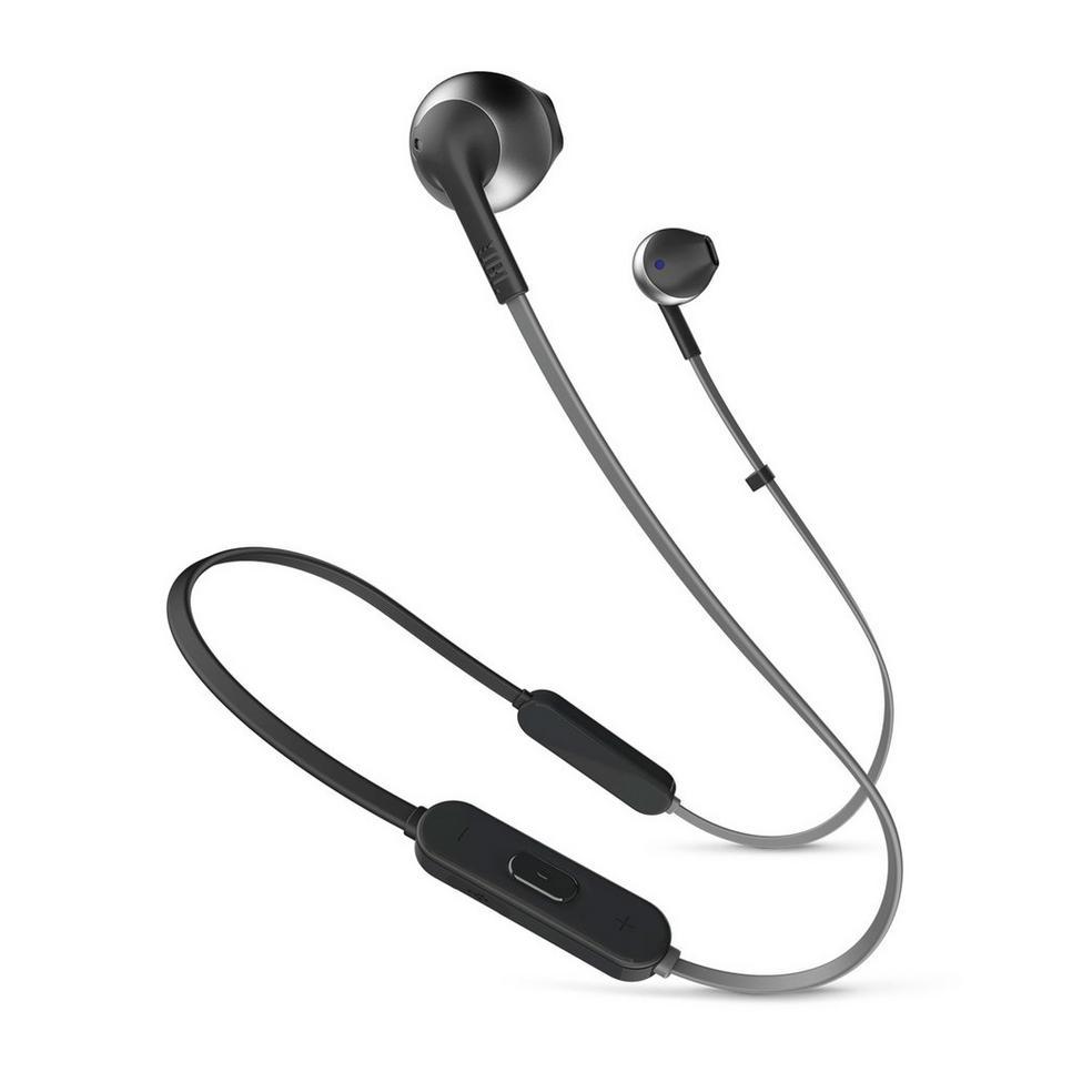 JBL in ear hoofdtelefoon Tune 205BT Zwart
