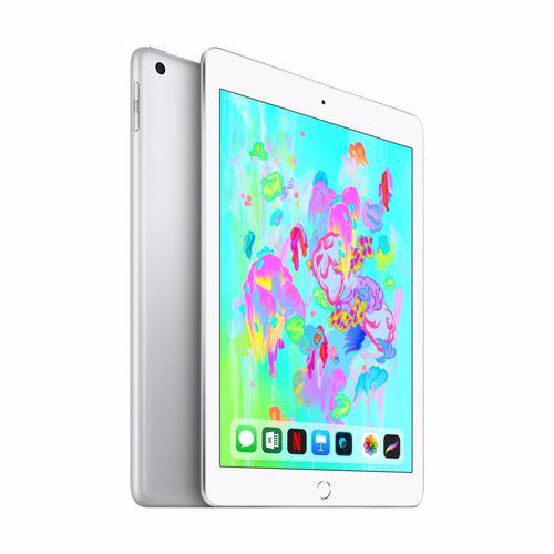 Apple iPad 2018 32 GB Wifi (Zilver)