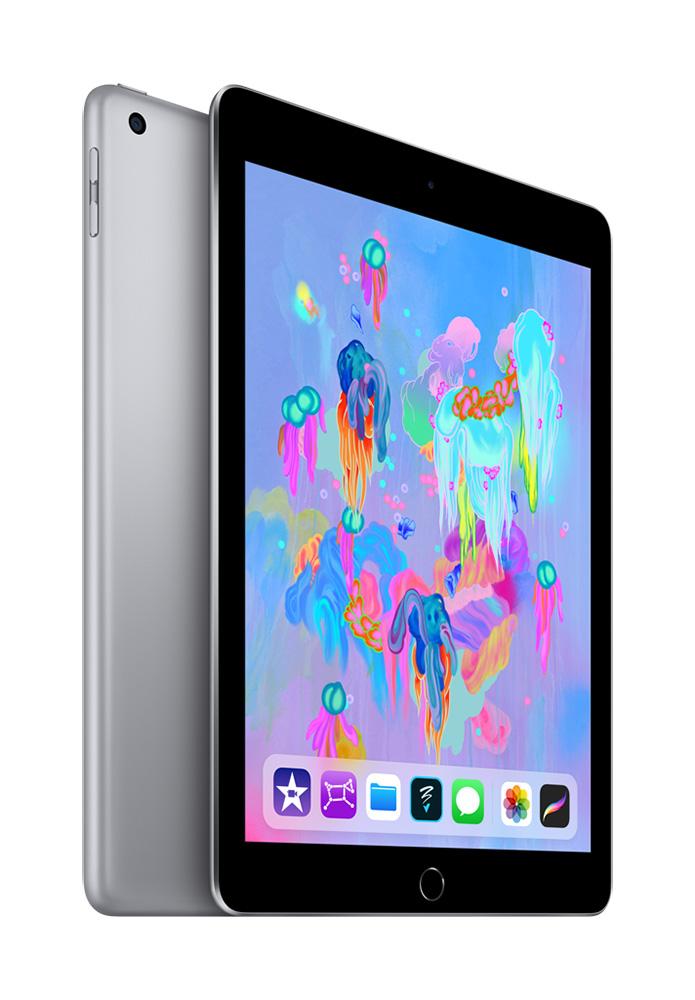 Apple iPad 2018 128 GB Wifi (Space gray)