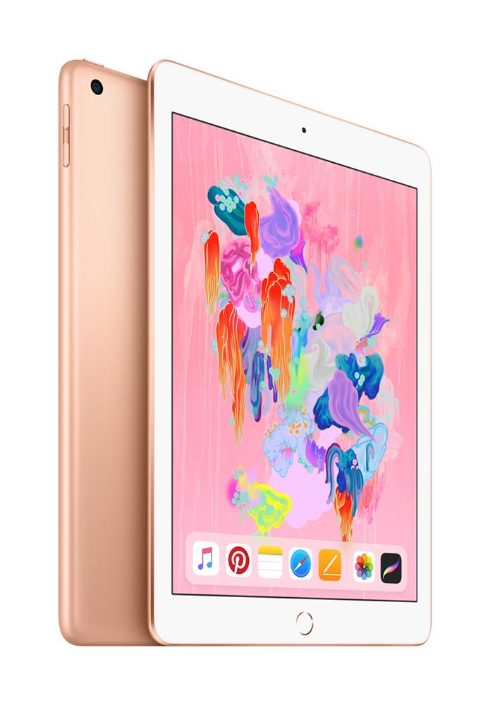 Apple iPad 2018 128 GB Wifi (Goud)