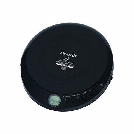 Brandt draagbare CD speler CD-2812
