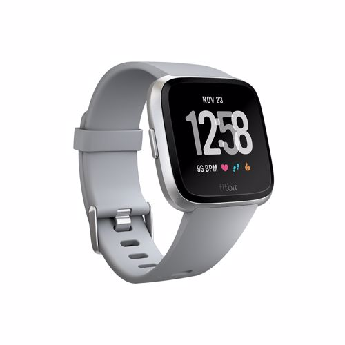 Fitbit smartwatch Versa (Gray/Silver Aluminium)