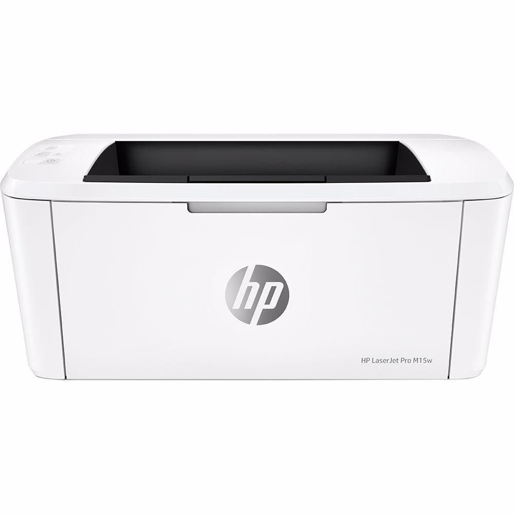HP all-in-one printer Laserjet Pro M15W