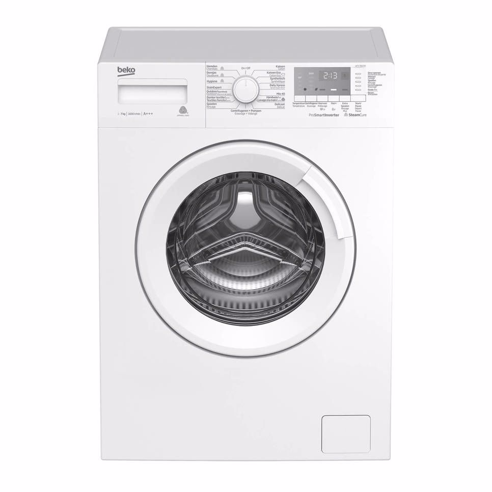 Beko wasmachine WTV7812BS