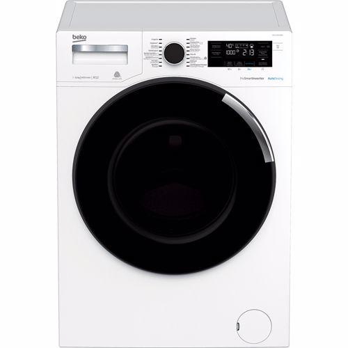 Beko AutoDose wasmachine WTE11744XDOS