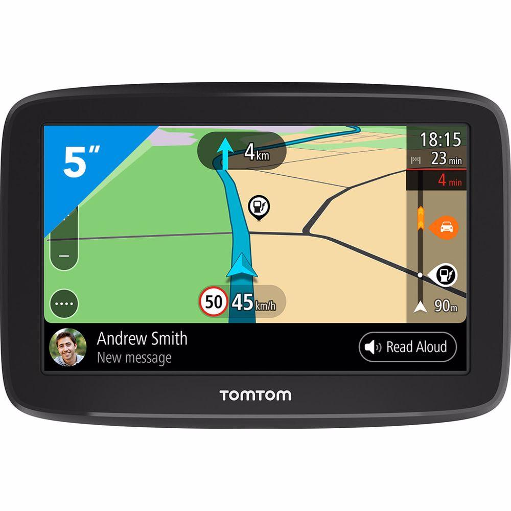 Tomtom navigatiesysteem GO BASIC 5EU45