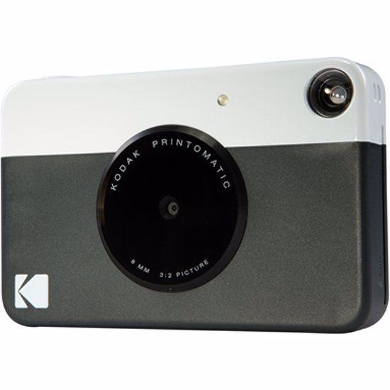 Kodak compact camera PRINTOMATIC BLACK INCL ZINK PAPER VOOR 20 FOTO'S