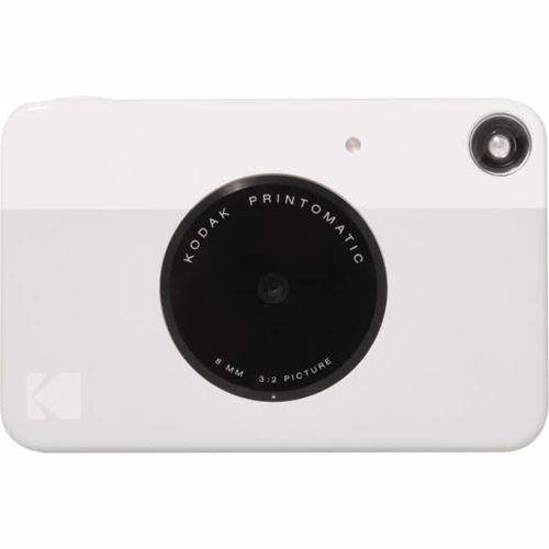Kodak compact camera PRINTOMATIC GREY INCL ZINK PAPER VOOR 20 FOTO'S