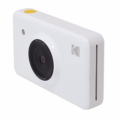 Kodak compact camera MINISHOT WHITE INCL DYESUB CARTRIDGE VOOR 20 FOTO'