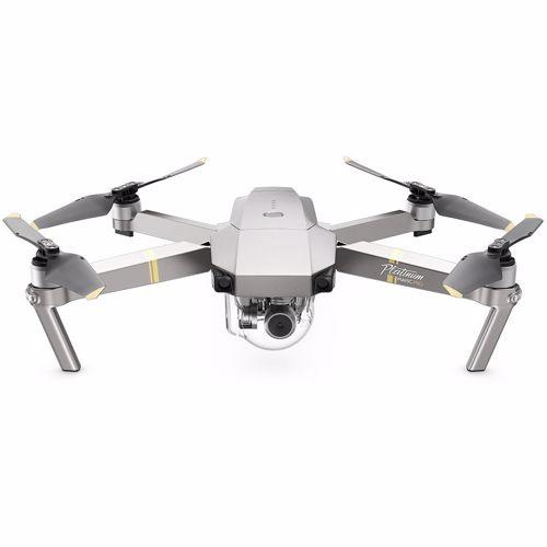 DJI cameradrone MAVIC PRO PLATINUM FLY MORE COMBO