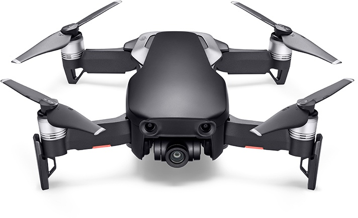 DJI cameradrone MAVIC AIR FLY MORE COMBO ONYX BLACK